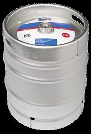Aro Pilsener bierfust 50 liter