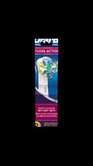 Oral-B FlossAction Opzetborstels 2 stuks