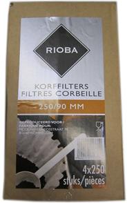 Rioba Korffilters 250/90 mm