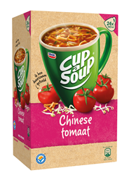 Unox Cup-a-Soup Sachets Chinese tomaat 24 x 140 ml