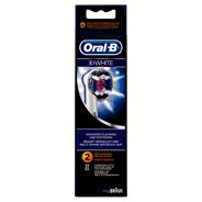 Oral-B 3D white Opzetborstels 2 stuks