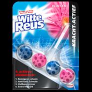 Witte Reus Kracht-actief Bloesem toiletblok