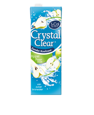 Crystal Clear Appel & peer 8 x 1,5 liter