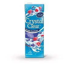 Crystal Clear Framboos & bosbes 8 x 1,5 liter