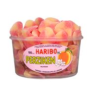 Haribo Happy Peaches 150 Pièces 1350 g