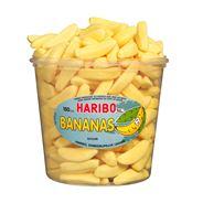 Haribo Bananas Schuim 150 Pièces 1050 g