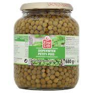 Fine Food Doperwten extra fijn 720 ml