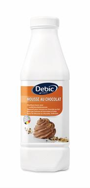 Debic Chocolademousse 1 liter