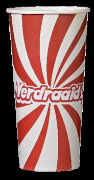 Horeca Select Milkshakebeker 500 ml 50 stuks