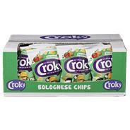 Croky Chips Bolognese 20 x 40 gram