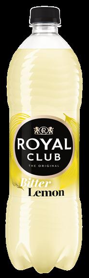 Royal Club Bitter lemon PET 6 x 1 liter