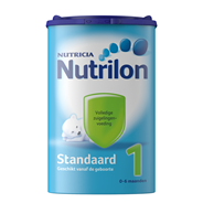 Nutrilon Standaard 1 Zuigelingenvoeding 850 gram