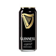 Guinness Draught blik 8 x 50 cl