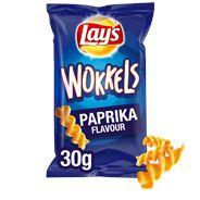 Lay's Wokkels paprika 20 x 30 gram