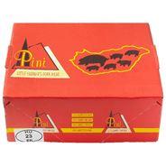 Pini varkensspareribs ca. 10 kg diepvries wicht