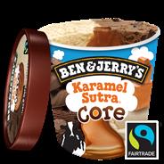 Ben & Jerry's Pint Karamel sutra 500 ml