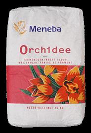 Meneba Orchidee tarwebloem 25 kg