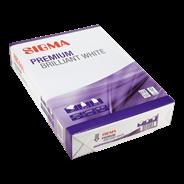 Sigma Premium brilliant white kopieerpapier A4 500 vellen