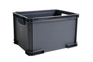 Tarrington House Opbergbox S 13 liter antraciet
