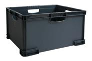 Tarrington House Opbergbox XL 51 liter antraciet
