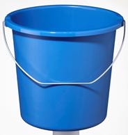Aro Emmer 10 liter blauw