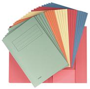 Class'Ex Stofklepmap Folio assorti 25 stuks