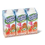 Yogho Yogho Aardbei 5 x 3 x 200 ml