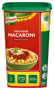Knorr 1-2-3 Mix voor Macaroni 0,94 kg