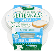 Bettine Verse geitenkaas spread naturel 125 gram