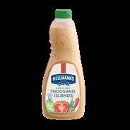 Hellmann's Thousand islands dressing 1 liter