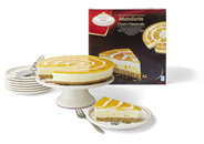 Coppenrath & Wiese Mandarin cream cheesecake 1,1 kg