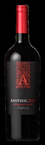 Apothic Red Gallo 6 x 750 ml