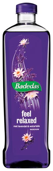 Badedas Badschuim Feel relaxed 1 liter