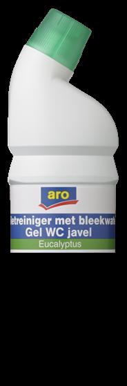 Aro Toiletreiniger bleeuk eucalyptus 750 ml