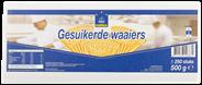 Horeca Select Gesuikerde waaier 250 stuks