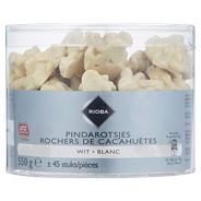 Rioba Pindarotsjes wit 550 gram