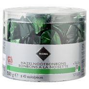 Rioba Hazelnoot bonbons 500 gram