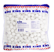 King Pepermuntballen 1 kg