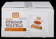 Fair Trade Mini stroopwafel 150 stuks