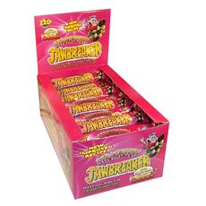 Jawbreakers strawberry 5-pack 40 stuks