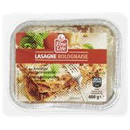 Fine Food Lasagne bolognese 400 gram
