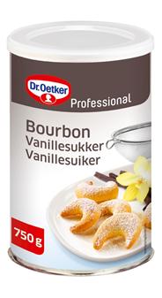 Dr. Oetker Vanillesuiker met bourbon 750 gram
