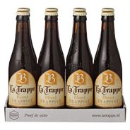 La Trappe Blond fles 8 x 330 ml
