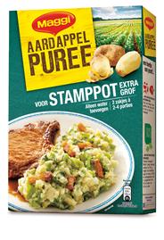 Maggi Aardappelpuree à la minute stamppot 2 x 115 gram