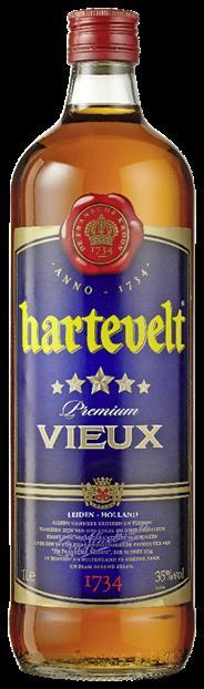 Hartevelt Vieux 6 x 1 liter