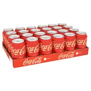 Coca-Cola Vanilla 24 x 330 ml