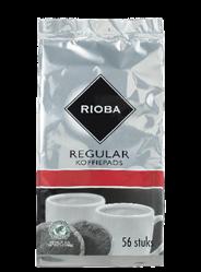 Rioba Regular Koffiepads 56 stuks
