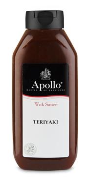 Apollo Woksaus teriyaki 960 ml