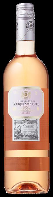 Marqués de Riscal Rioja Rosado 750 ml
