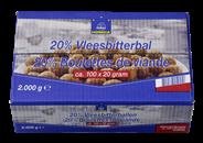 Horeca Select Vleesbitterballen 20% 100 x 20 gram